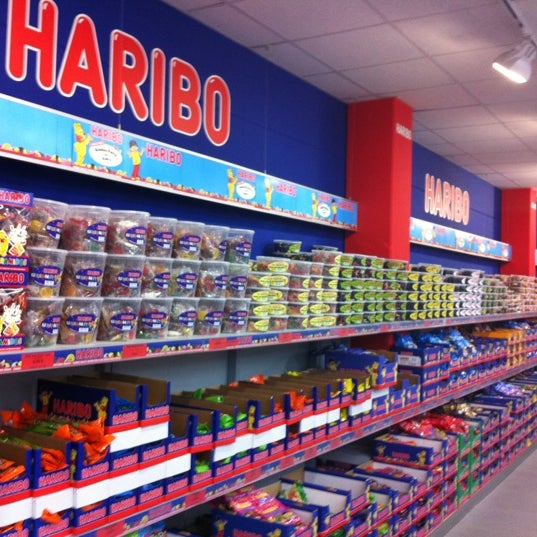 haribo werksverkauf candy store in bad godesberg. Black Bedroom Furniture Sets. Home Design Ideas