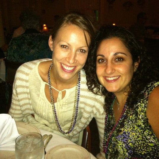 Photo taken at Broussard's Restaurant & Courtyard by Joshua K. on 3/23/2012
