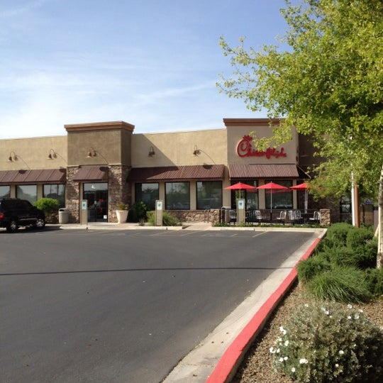 Fast Food Places In Gilbert Az