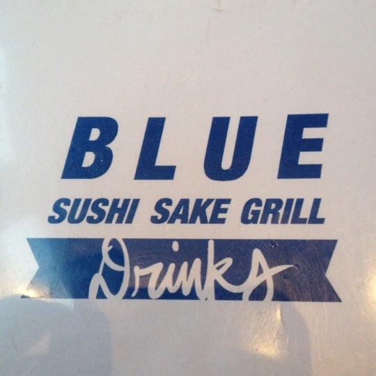Photo taken at Blue Sushi Sake Grill by Ira H. on 3/1/2012