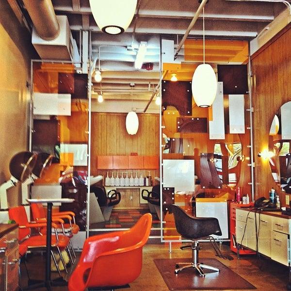 Orange salon deep ellum dallas tx for Salon orange