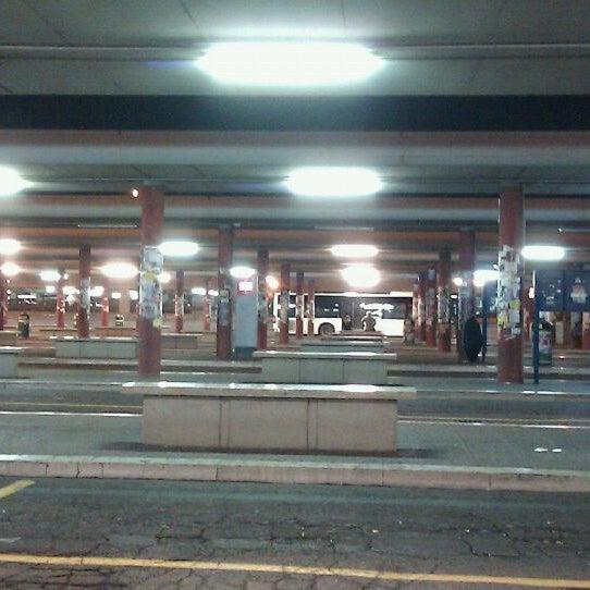 Foto scattata a Terminal Bus Anagnina da Ignis N. il 4/11/2012