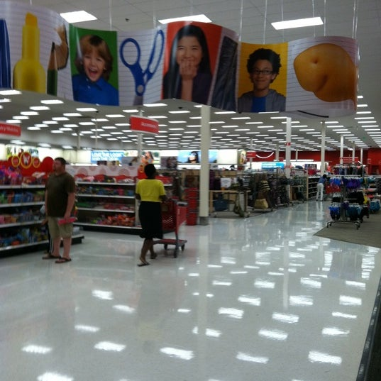 Photo taken at Target by Jason M. on 7/16/2011