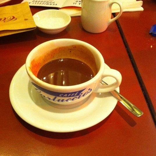 Photo taken at Carluccio's by Matt L. on 1/27/2012