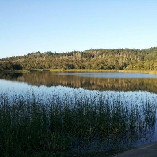 Photo taken at Lake Ilsanjo by Michael K. on 7/29/2012