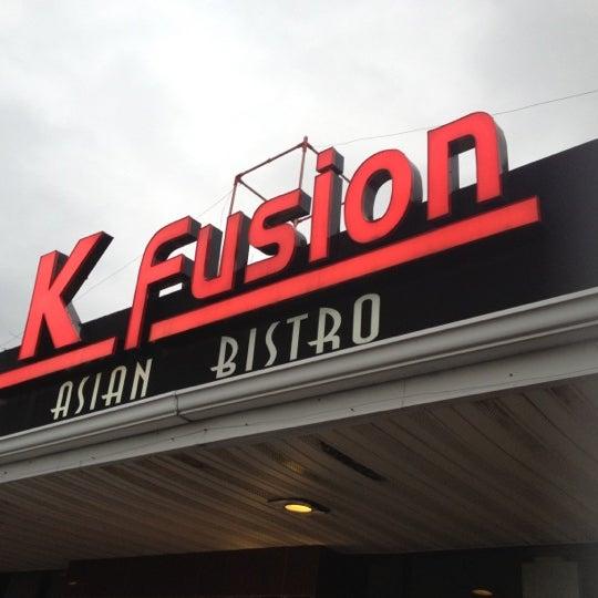 Kenji fusion asian bistro