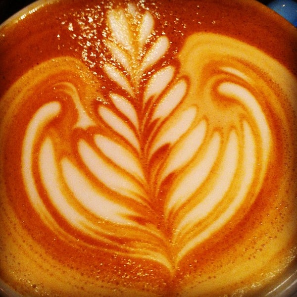 Photo taken at Flat White by Stijn O. on 7/31/2012