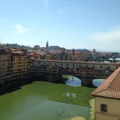 Photo taken at Galleria degli Uffizi by PinkBT♡ on 7/31/2012