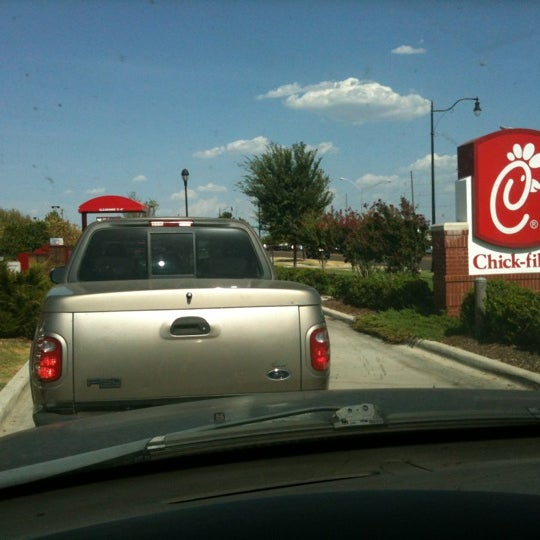 Fast Food Chicken Oklahoma City