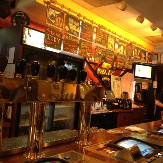 Photo taken at Great Basin Brewing Co. by Christina P. on 11/5/2011