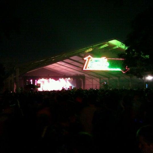 Photo taken at Bonnaroo Music & Arts Festival by Jeff B. on 6/10/2011