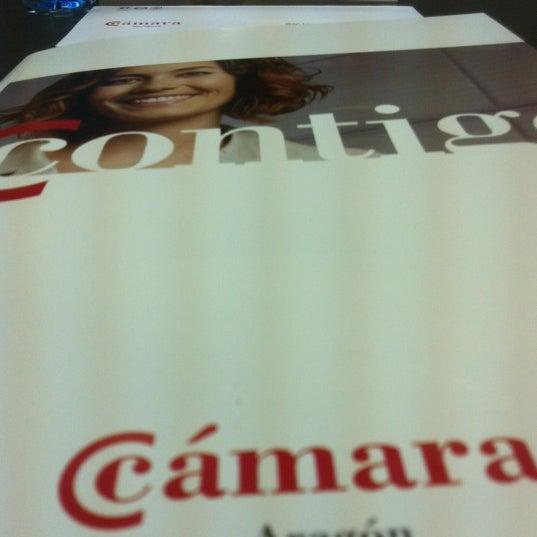 Foto tomada en Cámara de Comercio e Industria por Oscar U. el 5/3/2012