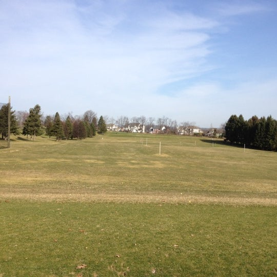 Photo taken at Penn State Golf Courses by Matt Z. on 3/15/2012