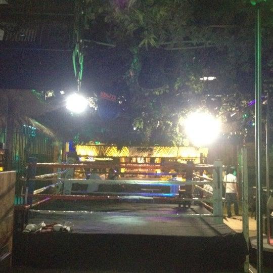Photo taken at ZOO Bar by Amanda on 8/14/2012