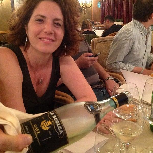 Photo taken at Casanova Restaurant by Carlo V. on 5/30/2012