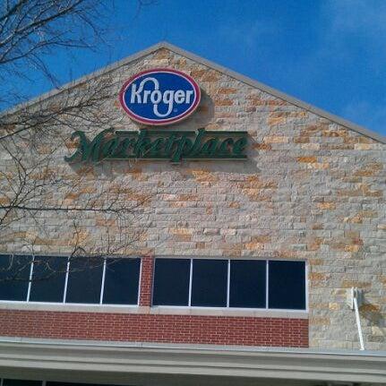 Photo taken at Kroger by Edward on 2/19/2012
