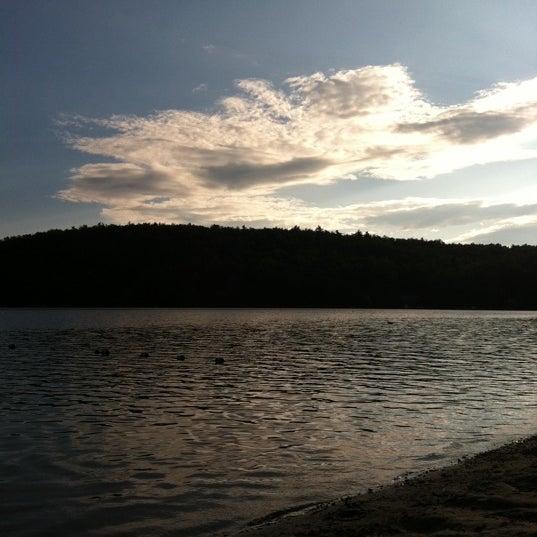 Center Pond Becket Ma