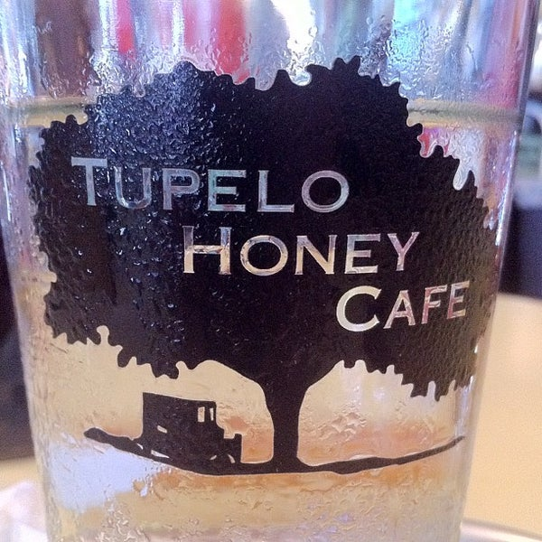 Photo taken at Tupelo Honey Cafe by Justin B. on 9/1/2012