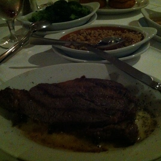 Photo taken at Ruth's Chris Steak House by Jack S. on 7/12/2012