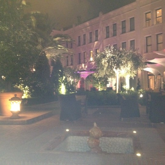 Photo taken at The Westin Valencia by Jim A. on 7/3/2012