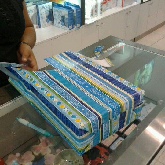 Photo taken at Pharmax by Luz O. on 3/10/2012