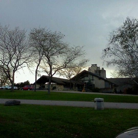 Photo taken at Salt Fork Lodge & Conference Center by Dorjan S. on 10/14/2011
