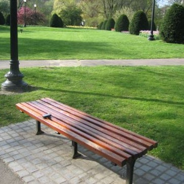 Photos at Good Will Hunting Bench - General Entertainment ...