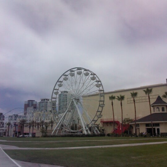 Photo taken at Ferris Wheel At The Pike by David S. on 7/2/2012