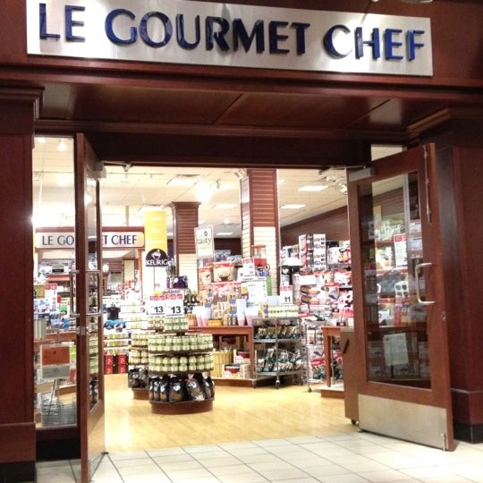 Le Gourmet Chef Store Locations