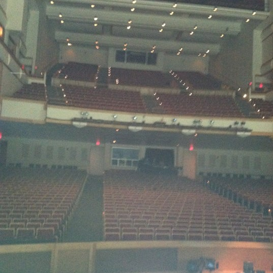 Photo taken at Curtis M. Phillips Center for the Performing Arts by Matt P. on 4/23/2012