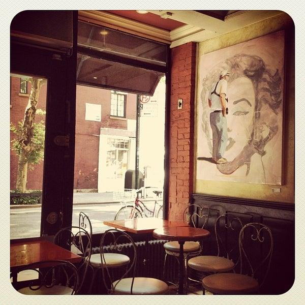 Cafe Angelique New York