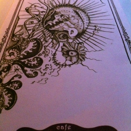 Photo taken at Archetypus Cafe by Justine v. on 8/25/2012