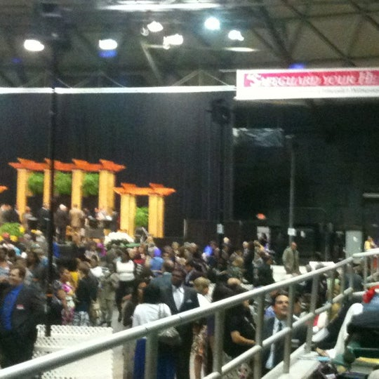 Photo taken at Bell County Expo Center by Christa T. on 7/21/2012