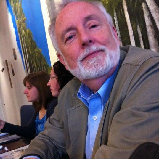 Photo taken at El Salvadoreño by Michael G. on 3/14/2012