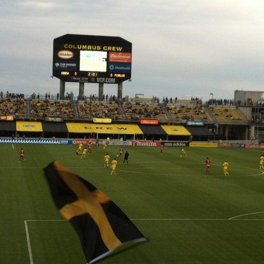 Photo taken at MAPFRE Stadium by Robert Z. on 5/12/2012