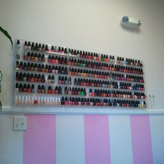 Pink nails centennial hills las vegas nv for 24 nail salon las vegas