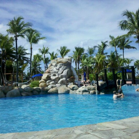 Photo taken at Occidental Grand Aruba by Patty D. on 12/20/2011