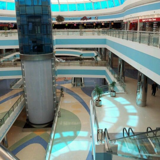 Photo taken at Mushrif Mall | مشرف مول by Emirates S. on 9/5/2011