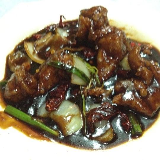 Photo taken at Homst Restaurant by Yusmurni on 7/14/2012