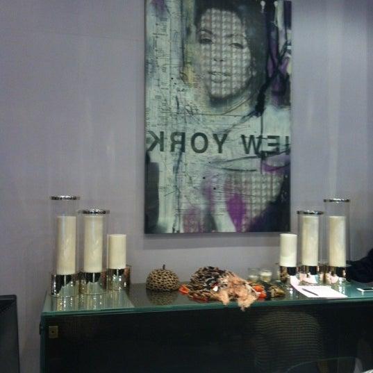 Photo taken at Dash NYC by Debra Macki Makeup (MUA) on 2/11/2012