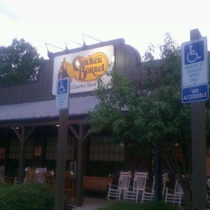 Photo taken at Cracker Barrel by Molinda M. on 8/6/2011
