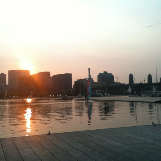 Photo taken at The Esplanade by Brett K. on 6/28/2011