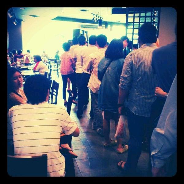 Photo taken at Starbucks by Tong C. on 1/19/2012