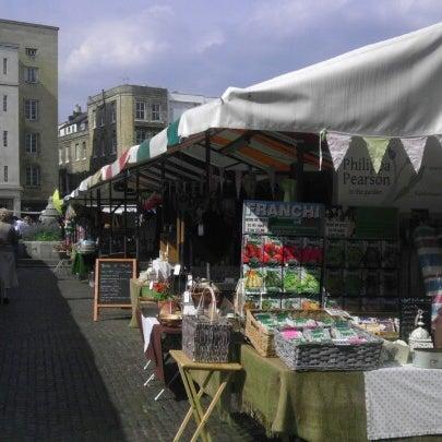 Photo taken at Cambridge Market by Faisal F. on 8/9/2012