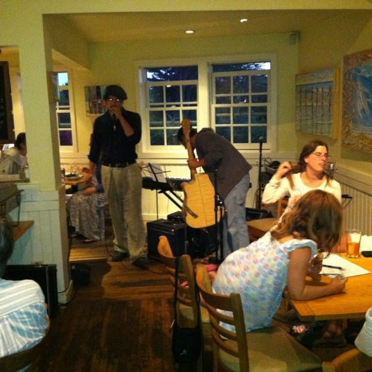 Photo taken at Parkside Cafe by Kevin P. on 7/4/2012