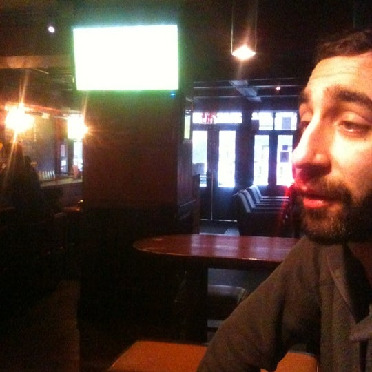 Photo taken at Central Bar by WillMcD on 2/11/2012