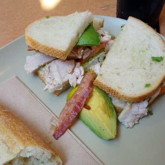 Photo taken at Panera Bread by Christopher D. on 6/28/2012