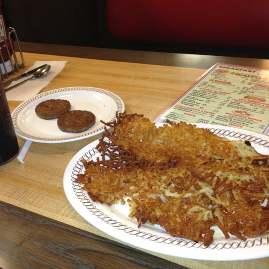 Best crispy hash browns. The only.