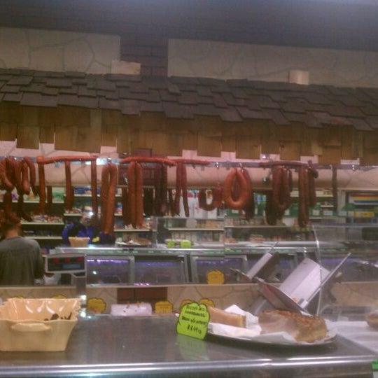 Photo taken at Europa Meat Market by Alex D. on 11/8/2011