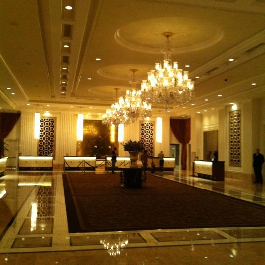 Photo taken at Trump International Hotel Las Vegas by Kojo B. on 1/14/2012